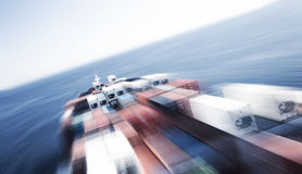 large-container-vessel-ship-horizon-motion-blur-blurred-logistic-photo-making-high-speed-ocean-53649754